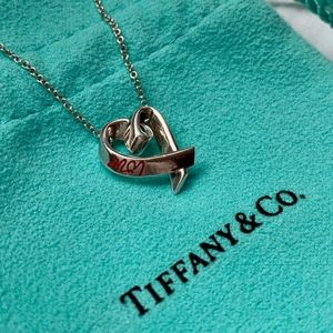 Tiffany & Co. Paloma Picasso Sterling Silver Love